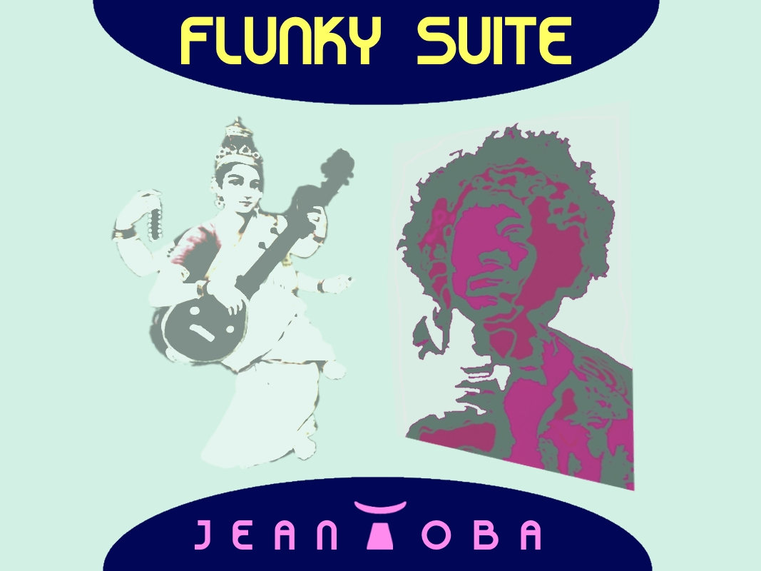 Image associated with the music entitled FLUNKY SUITE