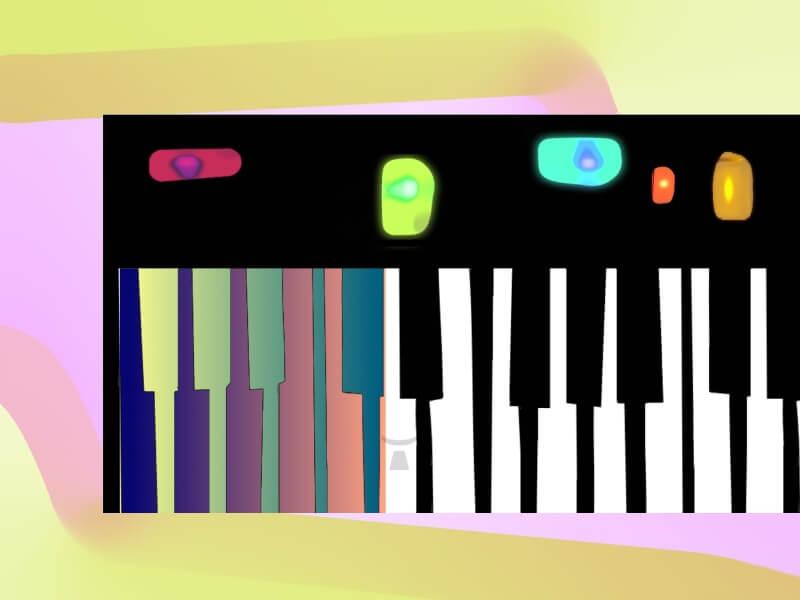 image en lien avec la musique intitulée Au début la fin composée par Jean Toba